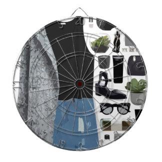 Collage de la moda