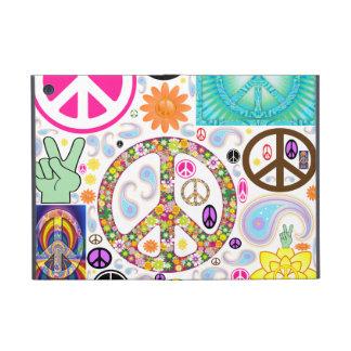 Collage de la paz iPad mini cobertura