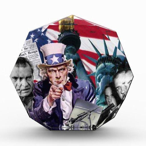 Collage de la política