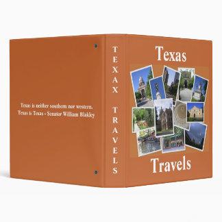 Collage de la Viaje-Foto de Tejas