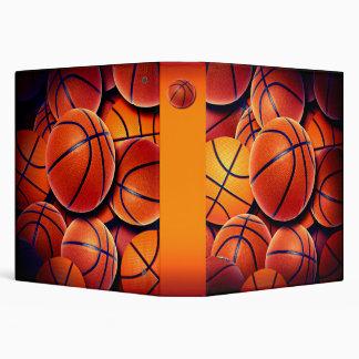 """Collage de los baloncestos carpeta 1 1/2"""""""