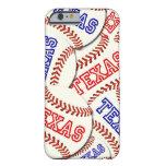 Collage de los béisboles de Tejas