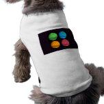 Collage de Marte Camisa De Perrito