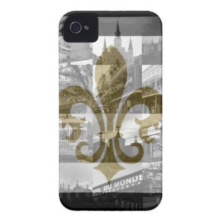 Collage de New Orleans [caja de la casamata del Funda Para iPhone 4 De Case-Mate