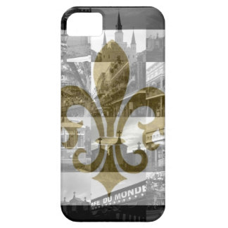 Collage de New Orleans [caja de la casamata del Funda Para iPhone SE/5/5s