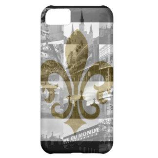 Collage de New Orleans [caja de la casamata del iP Carcasa iPhone 5C