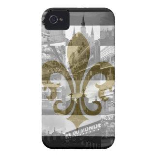 Collage de New Orleans [caja de la casamata del iP iPhone 4 Cárcasas
