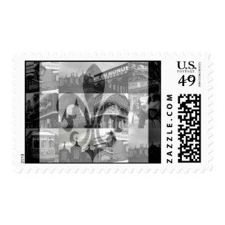 Collage de New Orleans [sellos]