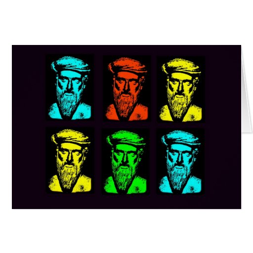Collage de Pitágoras Felicitación