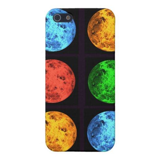 Collage de Venus iPhone 5 Funda