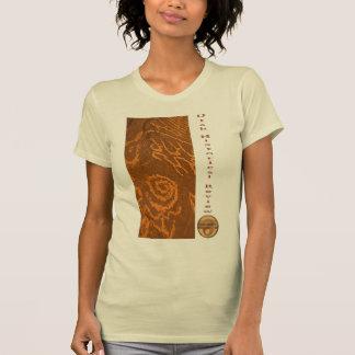Collage del arte de la roca de UHR Camiseta