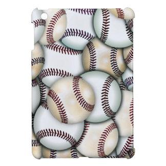 Collage del béisbol iPad mini carcasa