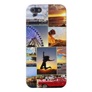 Collage del cabo iPhone 5 funda