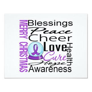 Collage del cáncer pancreático del día de fiesta comunicados