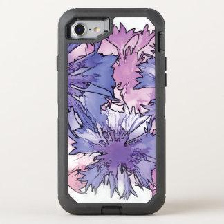 Collage del Cornflower Funda OtterBox Defender Para iPhone 7