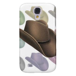 Collage del gorra de vaquero