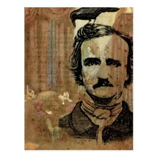 Collage del Poe Postales