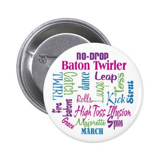Collage del Twirler Pin