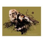 Collage del vector de Gothmog Orc Postal