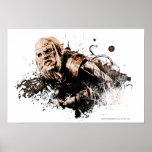 Collage del vector de Gothmog Orc Poster