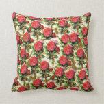 Collage elegante bonito del papel pintado del rosa almohada