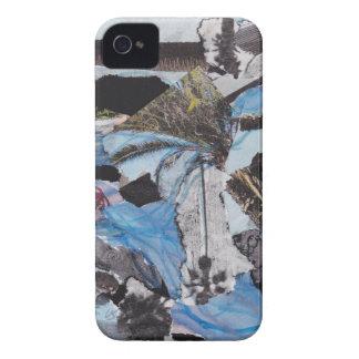 Collage estupendo de Sandy de la tormenta iPhone 4 Case-Mate Carcasas