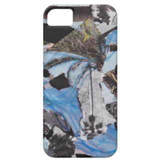 Collage estupendo de Sandy de la tormenta iPhone 5 Funda