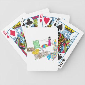 Collage femenino del amor de LBI Cartas De Juego