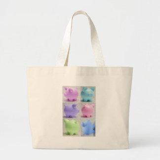 Collage guarro lindo bolsas