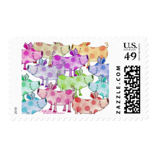 Collage guarro sellos