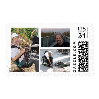 Collage - Inclusive Tourism 2015 Postage