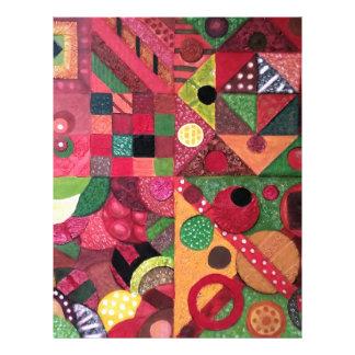 Collage Letterhead