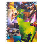 Collage Love: Music Concert Note Books