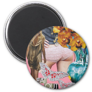 Collage Magnet (Beckie)