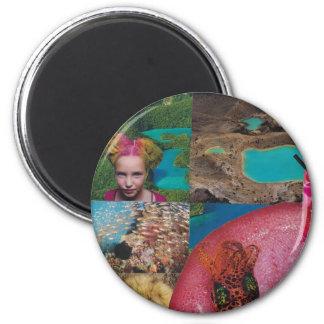 Collage Magnet (Rufi)