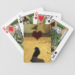 Collage Of Crows Poker Cards