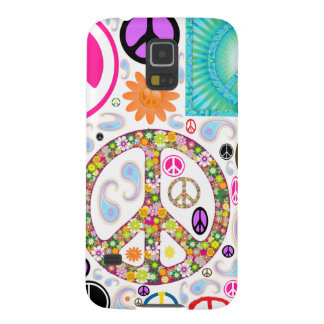 Collage of Peace Case For Galaxy S5
