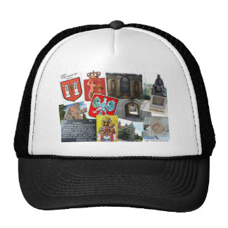 COLLAGE OF POLAND HAT