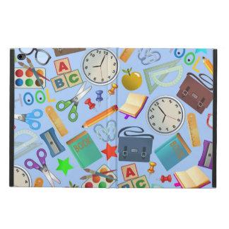 Collage of School Supplies Powis iPad Air 2 Case