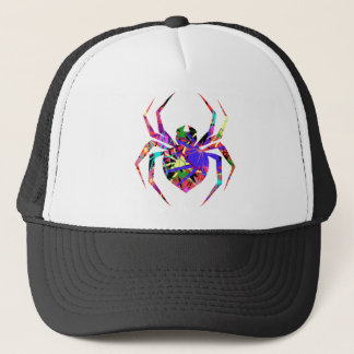 Collage of Spiders Trucker Hat
