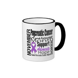 Collage - Pancreatic Cancer Awareness Month Mug