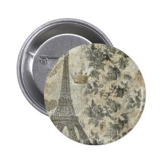 Collage parisiense gris pins