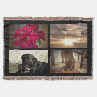 Collage personalizado de la imagen del mosaico de manta