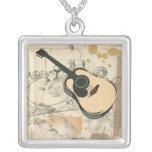 Collage popular de la guitarra grimpola