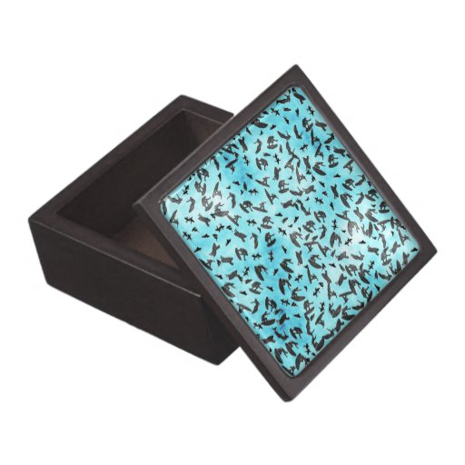 Collage que practica surf cajas de joyas de calidad