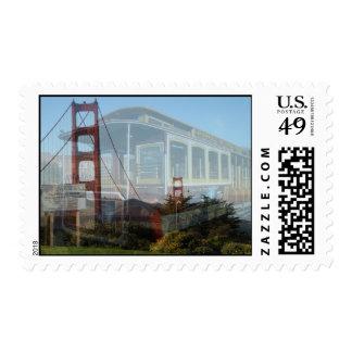 Collage San Francisco Sellos