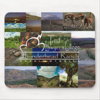 Collage Scenery Mousepad