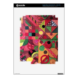 Collage Skin For iPad 3