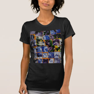 COLLAGE SPOONFLOWER T-SHIRTS