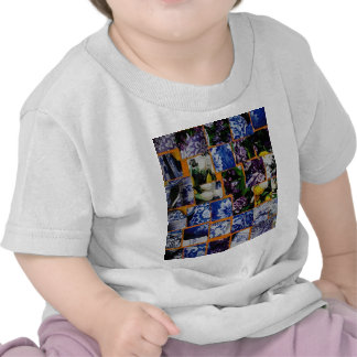 COLLAGE SPOONFLOWER T SHIRTS